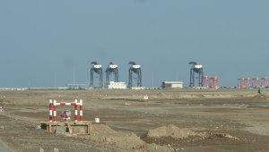 Sohar Port in Oman