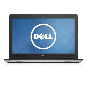 Dell Inspiron 15 5000 Series i5547-3750sLV 15-Inch Laptop. Photo courtesy wikipedia.
