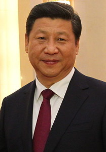 Xi Jinping. Photo by Antilong